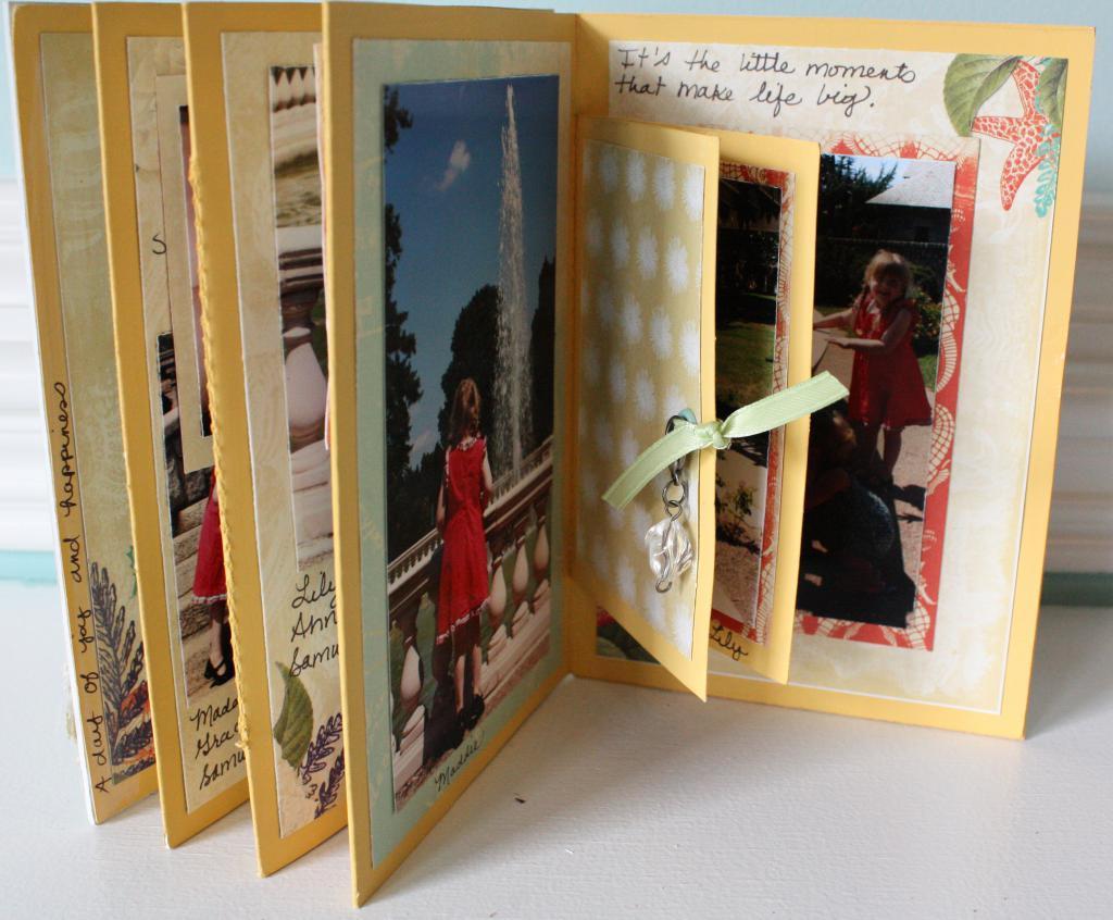риты книги из фотографий своими руками узнаете подробнее