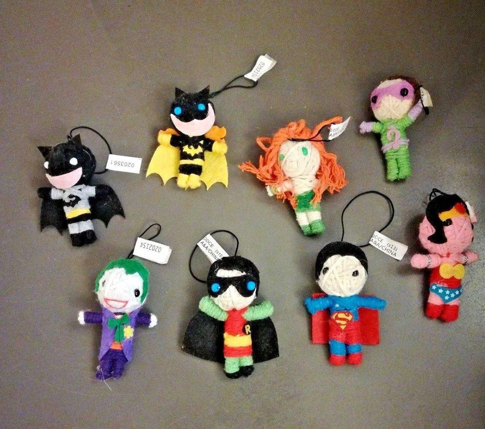 DC Comics персонажи своими руками