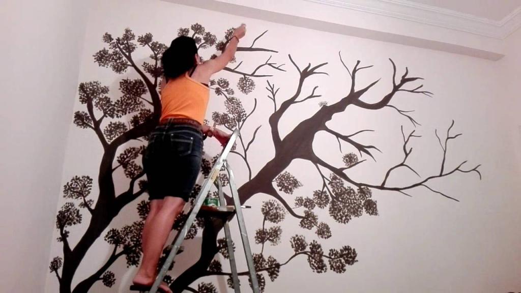Рисуем дерево самостоятельно