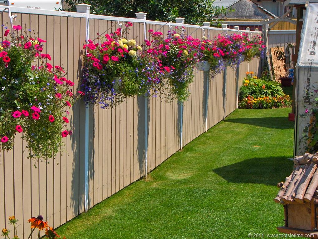 Как сделать красивый забор?