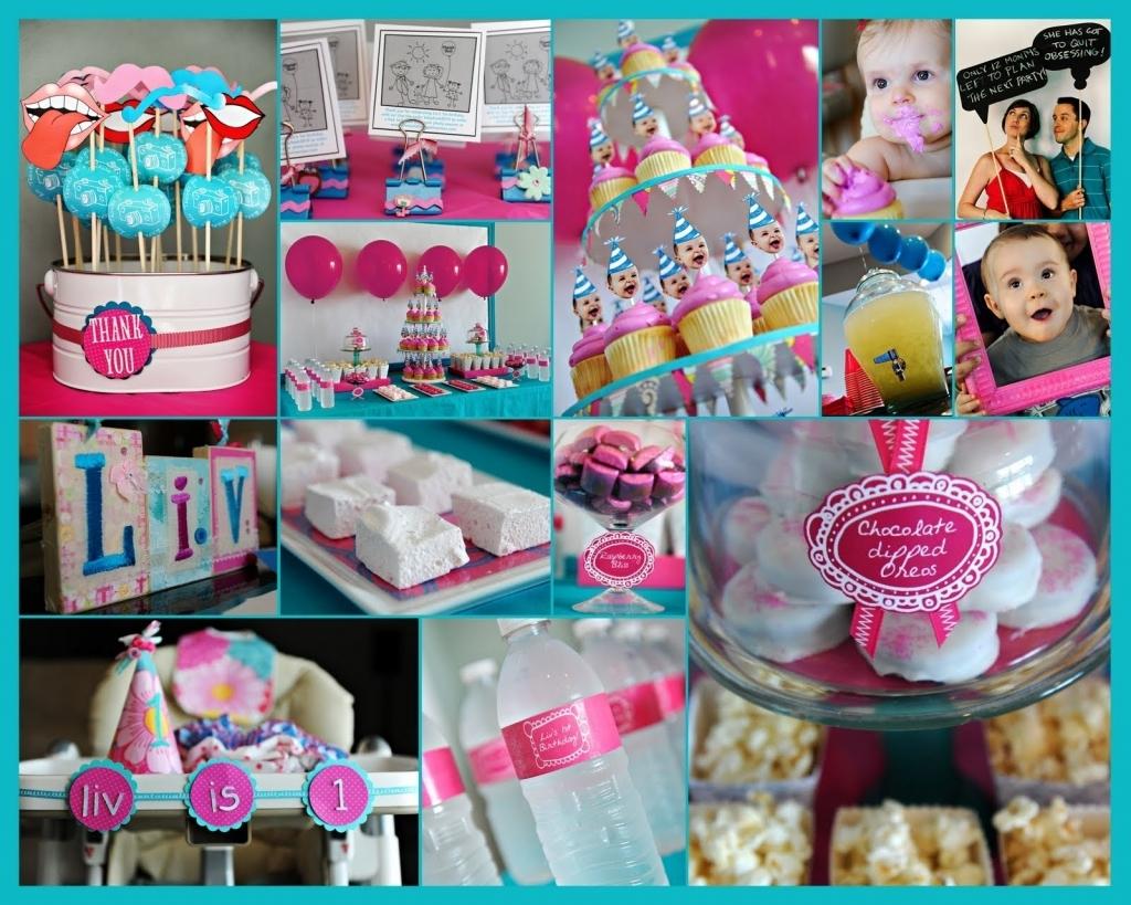 оформление праздника дня рождения для девочки