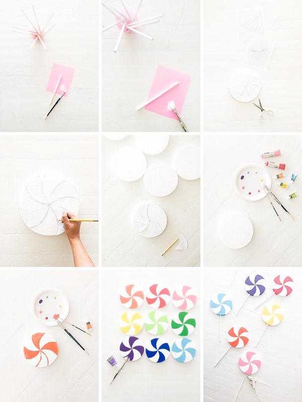 как красиво украсить комнату на день рождения