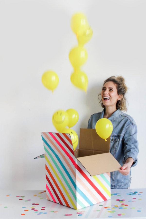 год мальчику день рождения украсить комнату