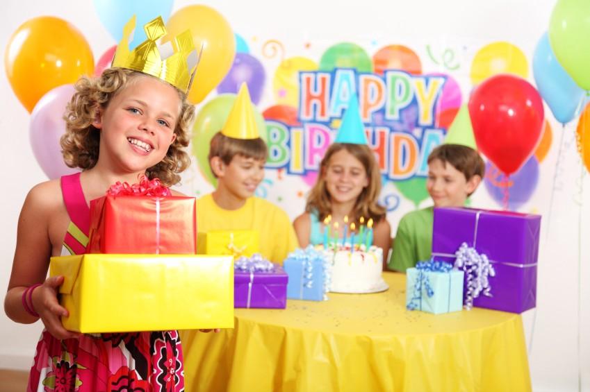 Конфеты на день рождения в школу