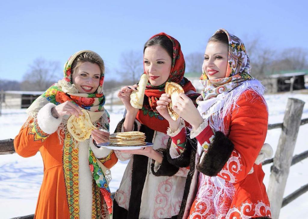 масленица в древней руси традиции