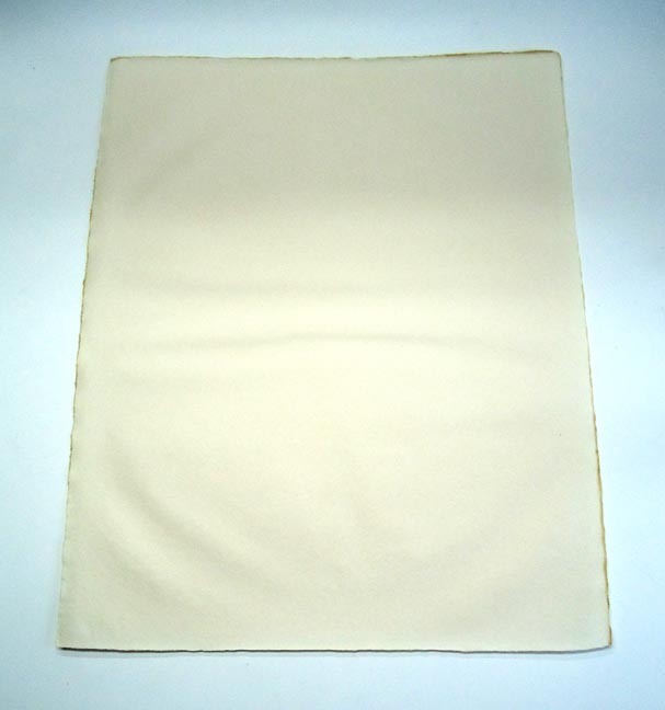 Бумага под солнцем