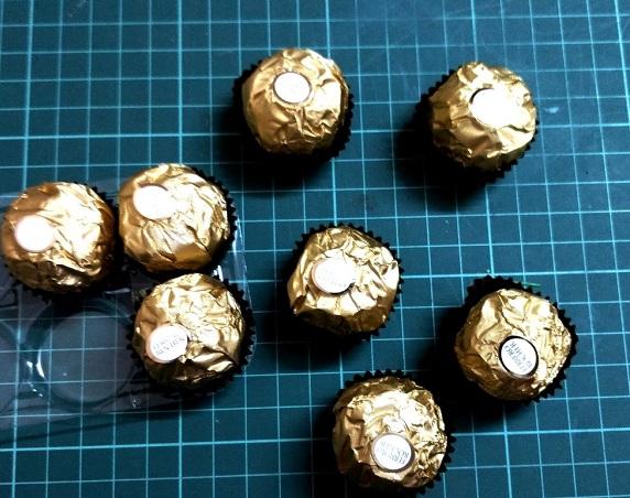 конфеты в индивидуальной упаковке