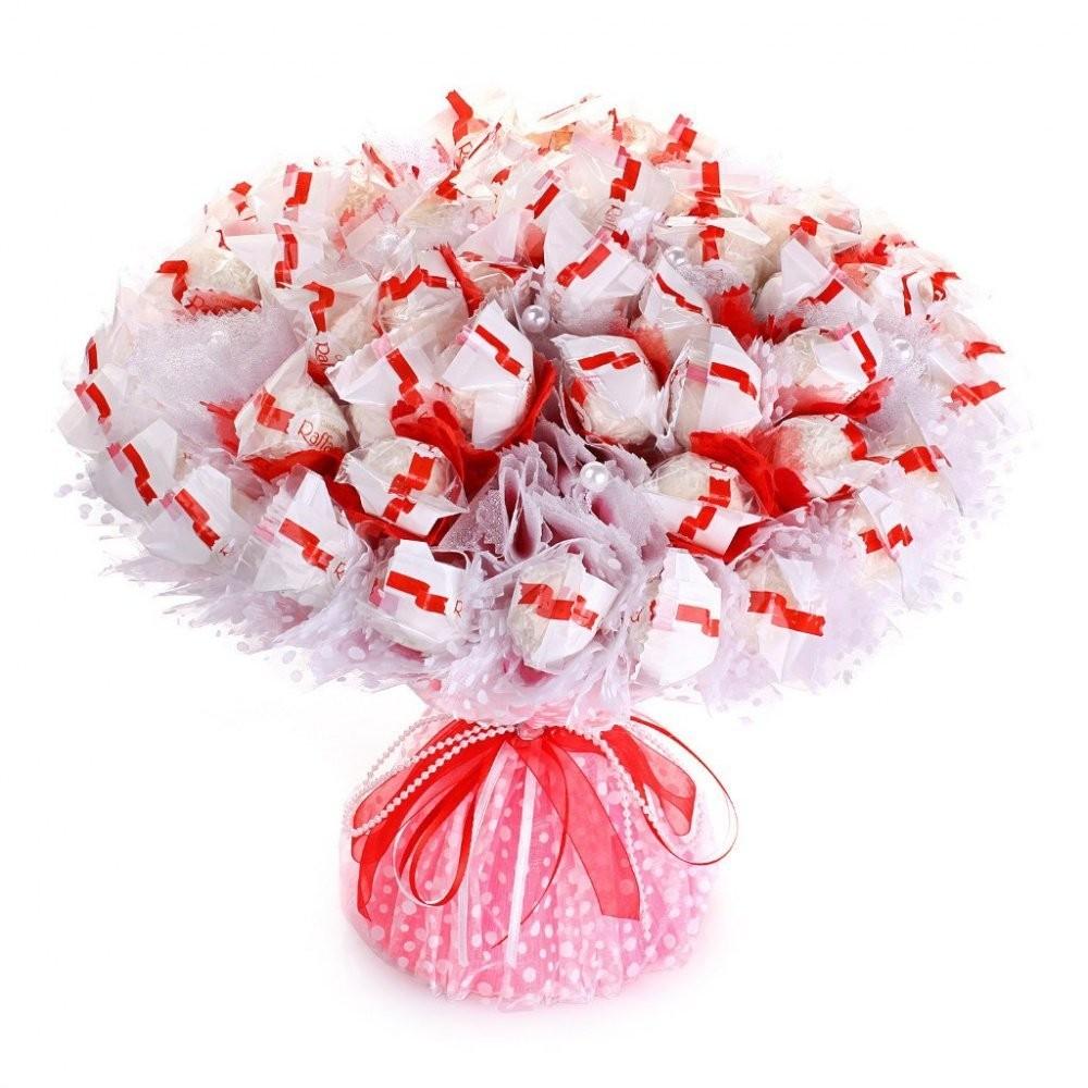 Букет конфетный