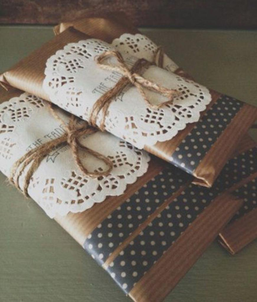 шоколадка в упаковке