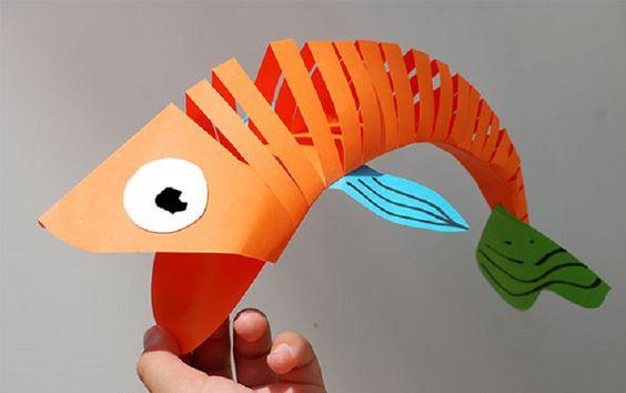эффектная рыбка