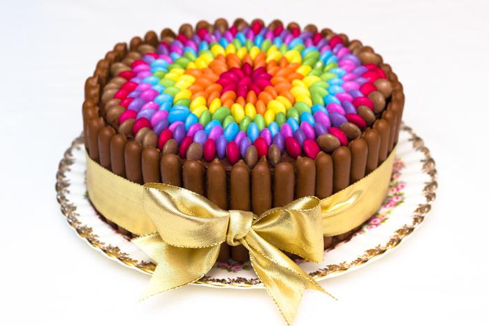 сборный торт