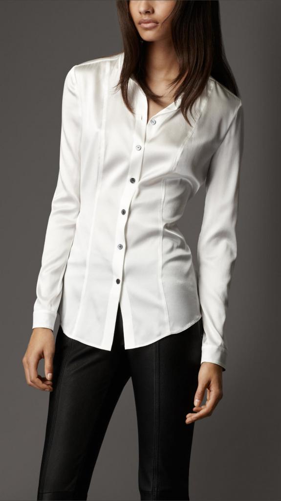 ткань для женской рубашки