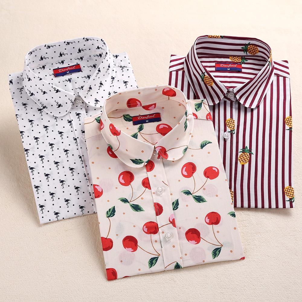 фасоны женских рубашек
