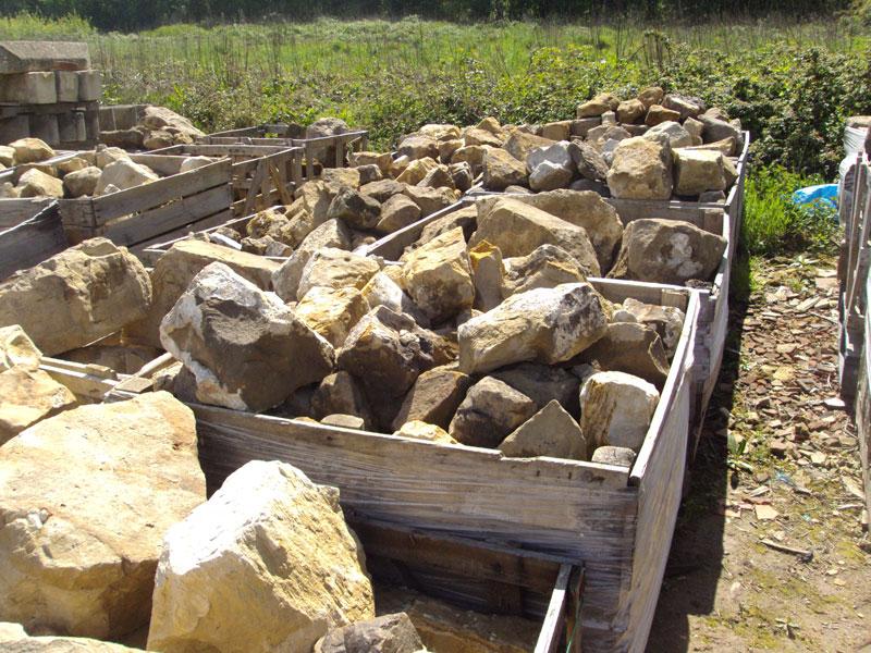 Камни для рокария