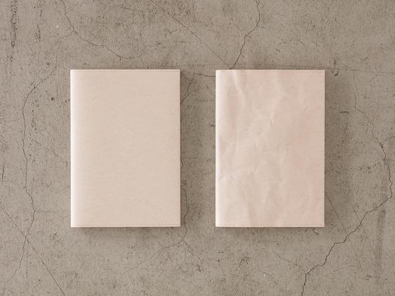 Готовая обложка из бумаги