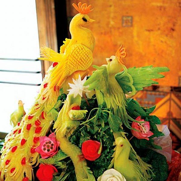 жар-птица на свадьбу