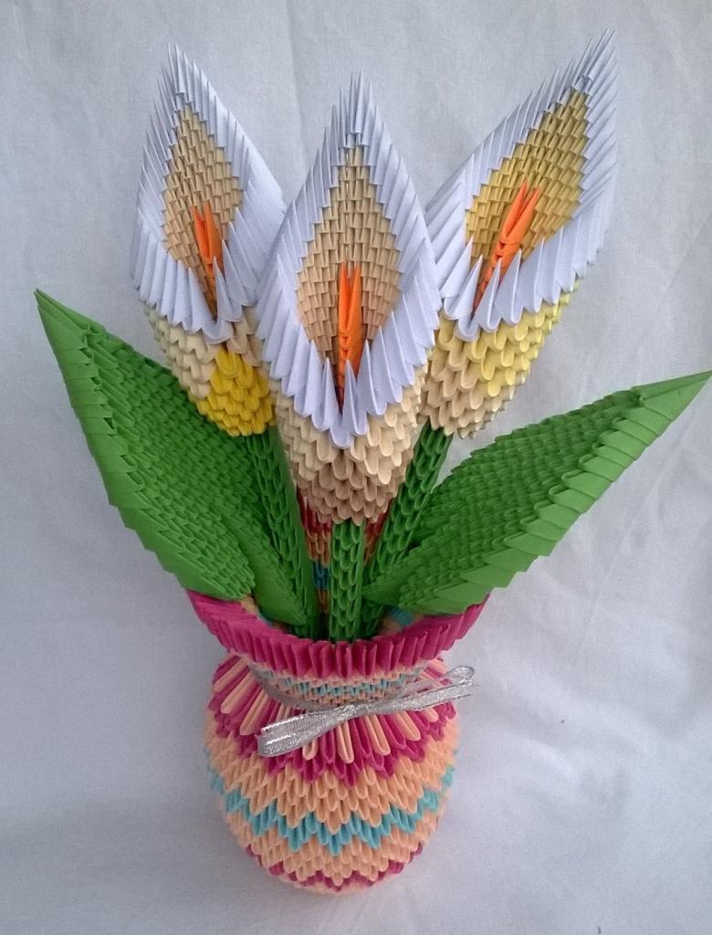 модульное оригами схемы с картинками тому