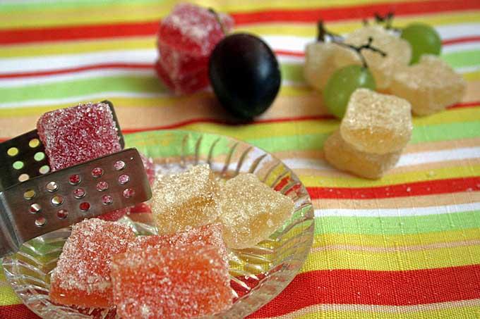 Сахарный мармелад в домашних условиях