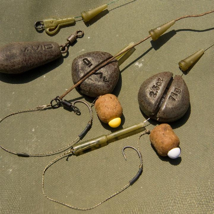 Снасти для рыбалка на карпа