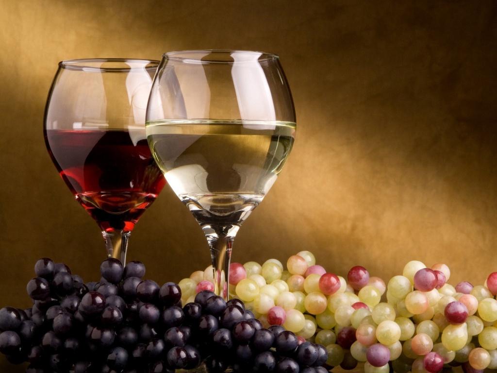 Обои красное, вино, бутылка, виноград, лоза. Разное foto 17