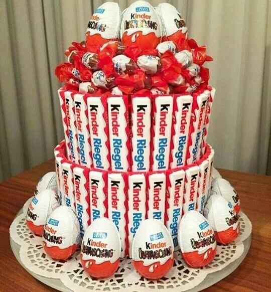 Торт-киндер